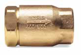 APOLLO BRONZ CHECK VALVE
