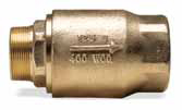 APOLLO BRONZ CHECK VALVE M+F